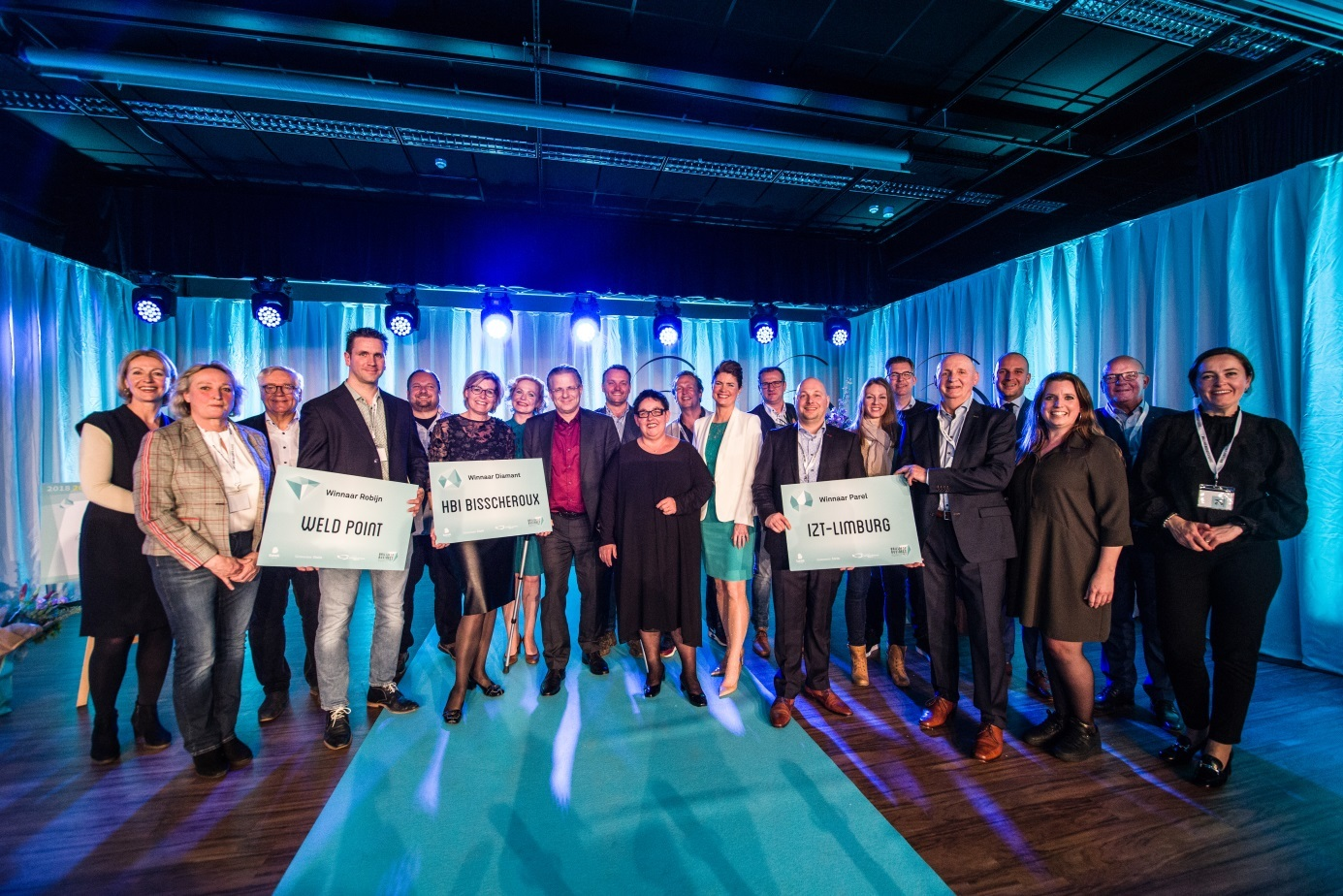 Winnaars Brilliant Business Awards 2019